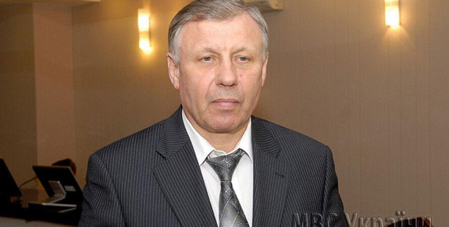 Сергей Чеботарь / Фото пресс-службы МВД