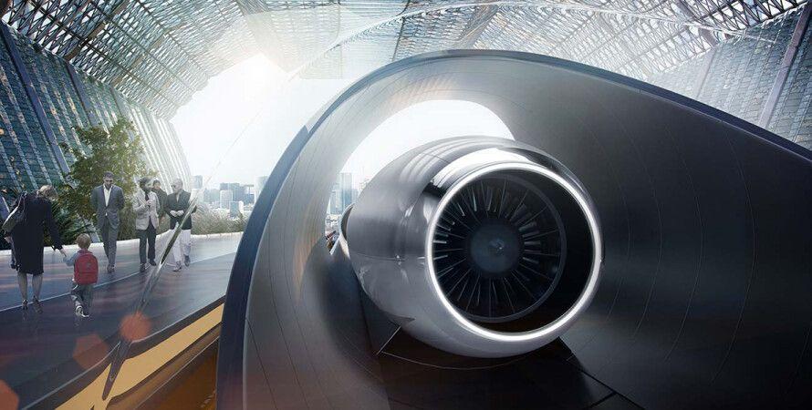 Фото: hyperloop.global