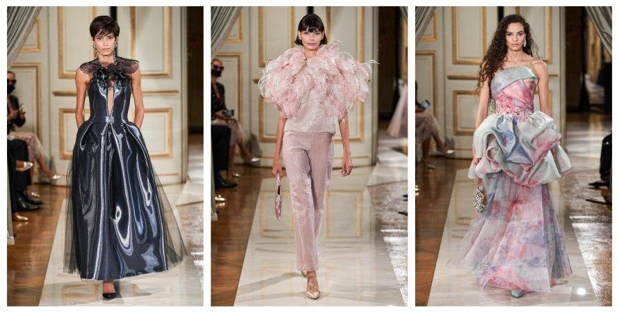 Armani Privé? Fall 2021 Couture, тиждень високої моди