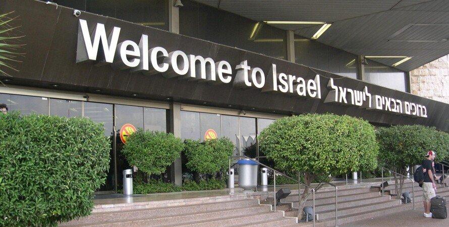 ізраїль, туризм, коронавірус, аеропорт, подорожі