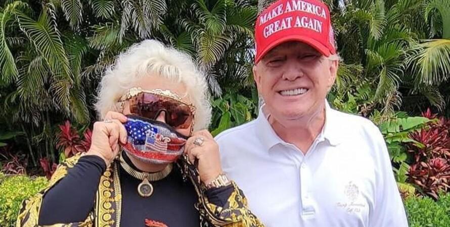 дональд трамп, флорида, вечеринка, мар-а-лаго