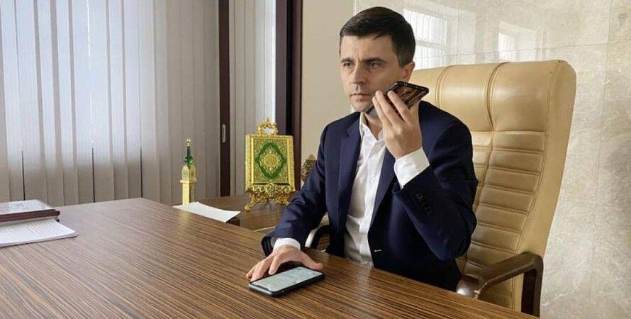 Руслан Бальбек, Бальбек, госдума, россия