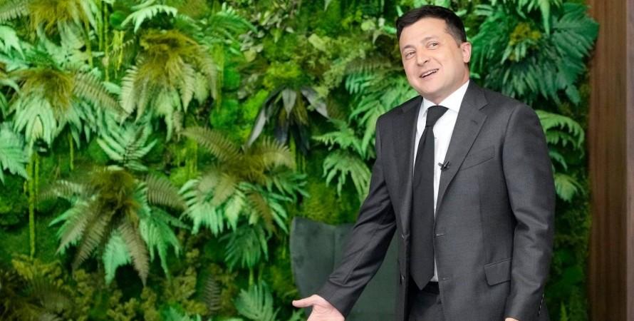 Зеленський, Офіс президента, ремонт,