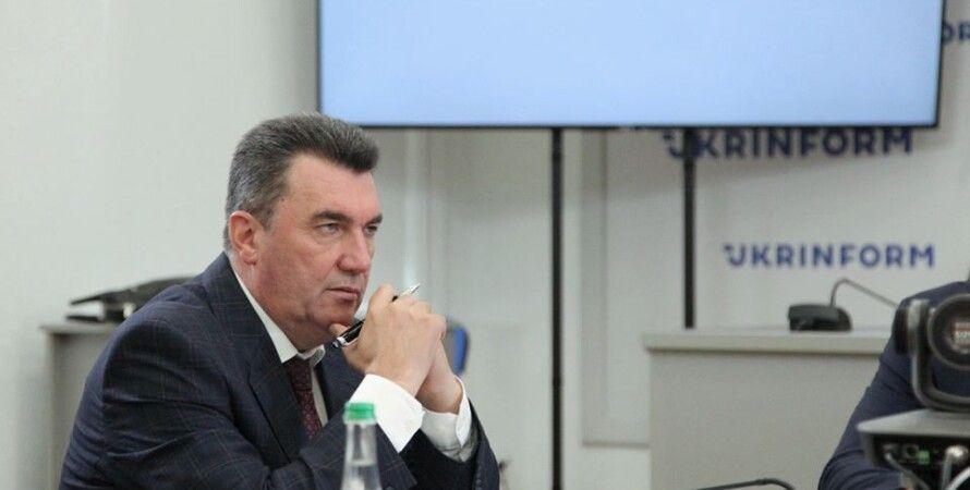 Алексей Данилов/Фото: facebook.com/rnbou