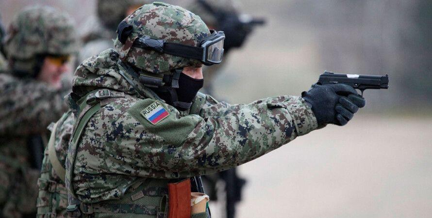 Спецназ РФ / Фото: joyreactor.cc