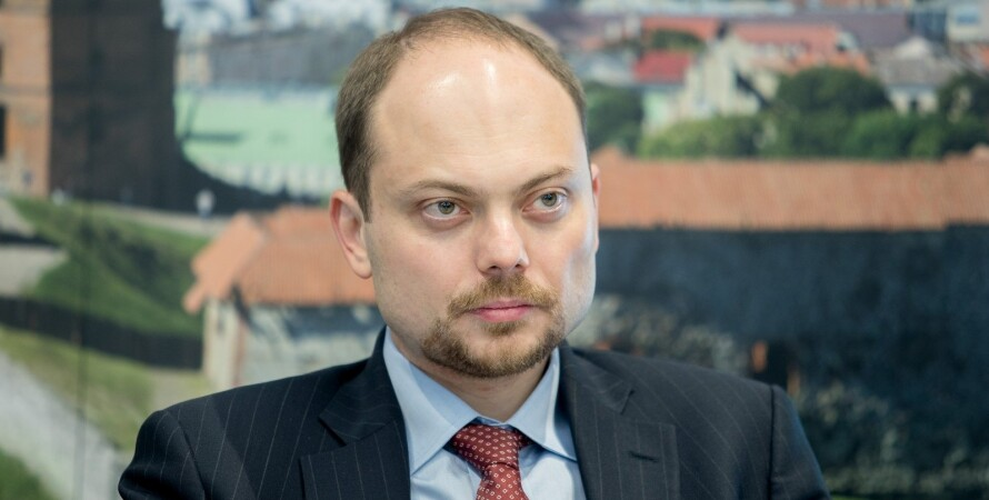 Володимир Кара-Мурза, отруєння кара-мурзи