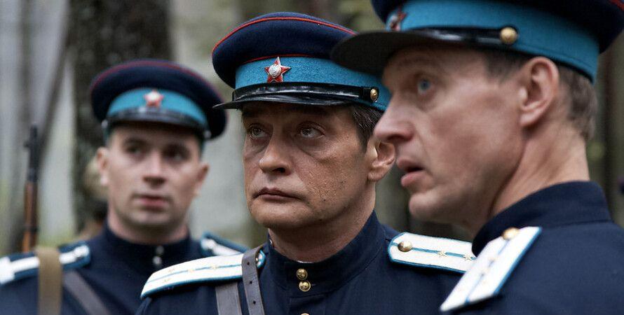 "Кадр из фильма ""Марьина роща-2"""