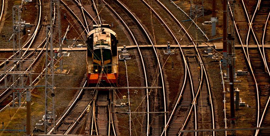 железная дорога, европейская колея, проект, криклий, фото