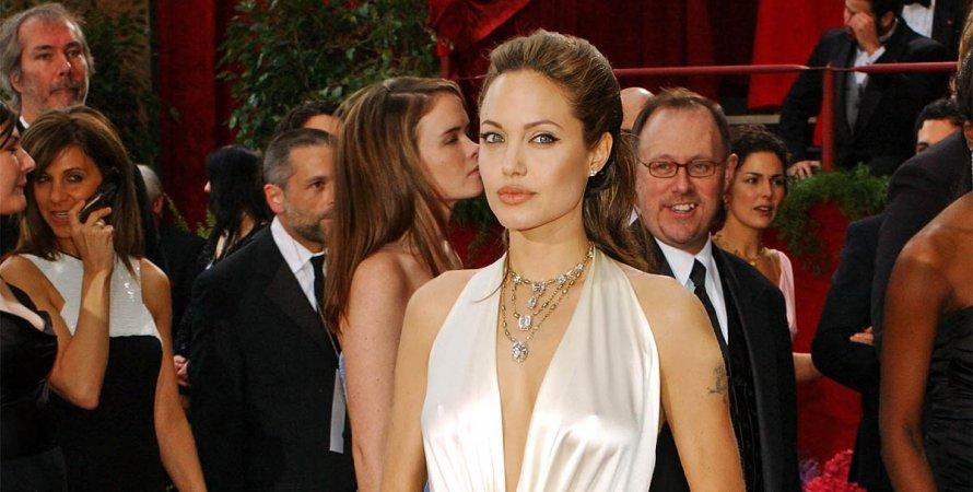 Анджеліна Джолі, суд, опіка, фото