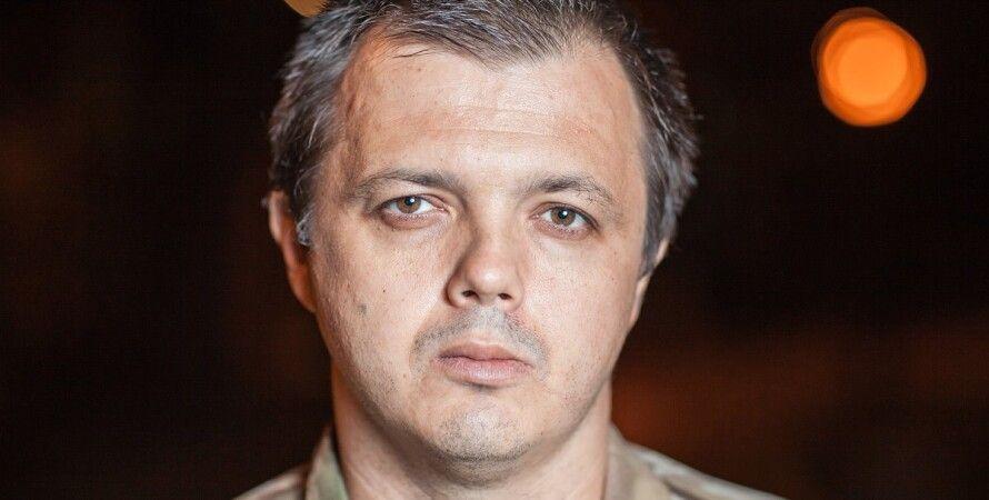"Семен Семенченко / Фото пресс-службы батальона ""Донбасс"""