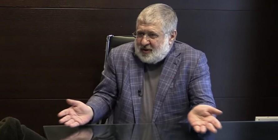 Игорь Коломойский, коломойский, нбу, санкции, последствия санкций