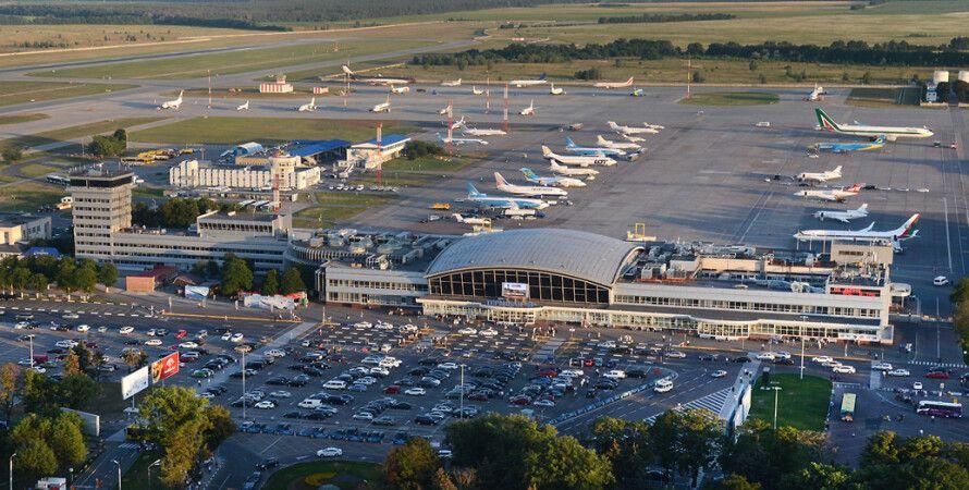 """Аэропорт """"Борисполь"""" / Фото: kbp.aero"""