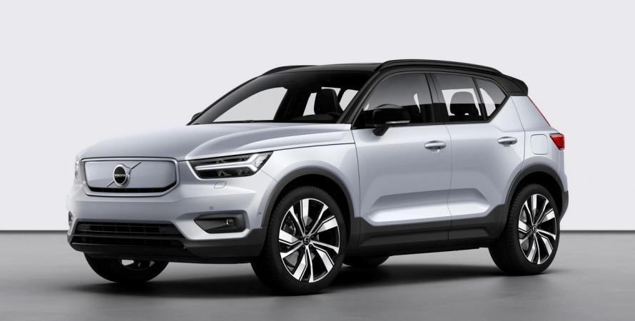 переход на электромобили в Volvo, планы компании Volvo
