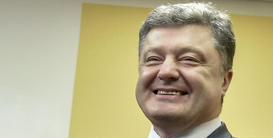 петр порошенко, европейская солидарность, кмис, рейтинг, выборы в верховную раду, опрос