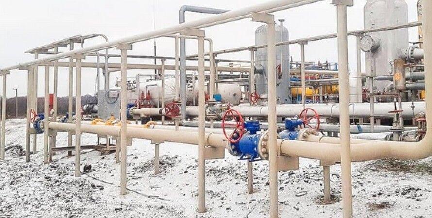Нафтогаз, газопровід, родовище, видобуток газу, дивізіон