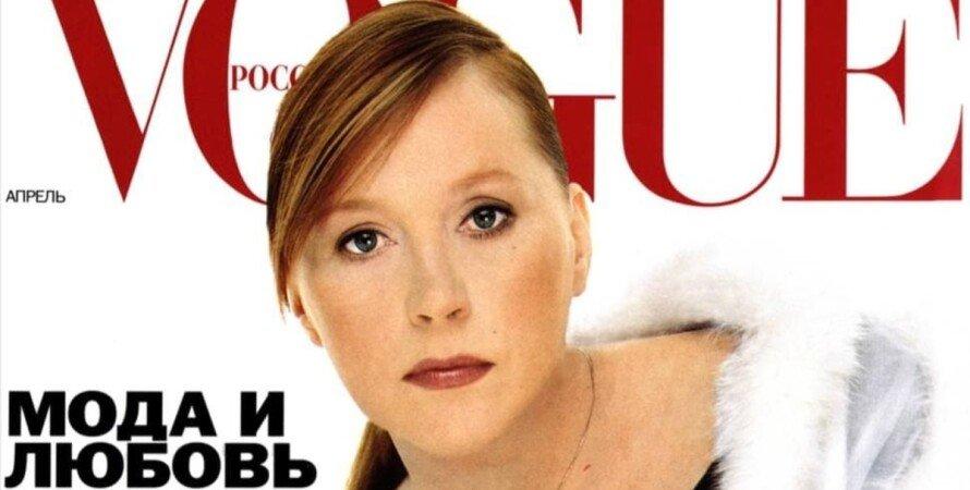 Алла Пугачева, Vogue, обложка, фотосессия