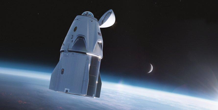 Crew Dragon, Inspiration4, SpaceX