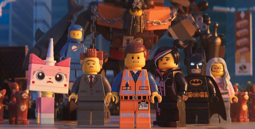 """Кадры из фильма """"Лего. Фильм-2"""""""