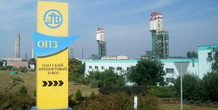 одесский припортовый завод, приватизация, фото
