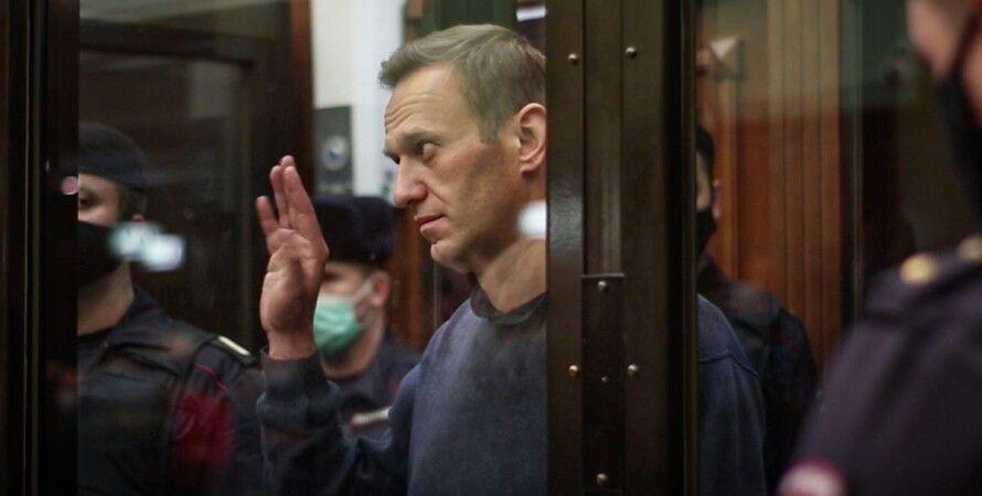 Алексей Навальный, СИЗО, Россия, арест