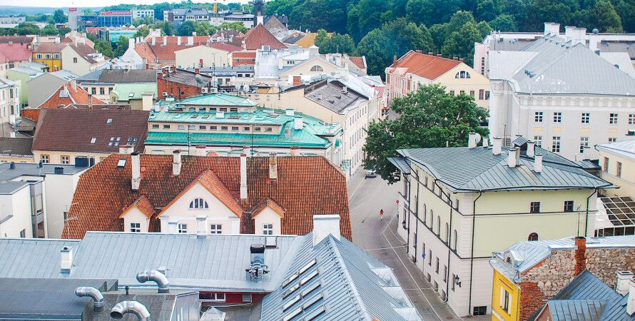 Тарту, Эстония, артефакты