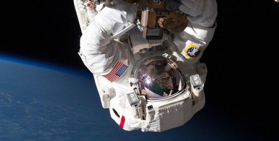 мкс, астронавт, космос
