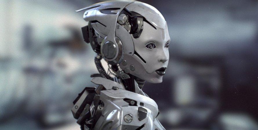 робот, ИИ, искусственный интеллект