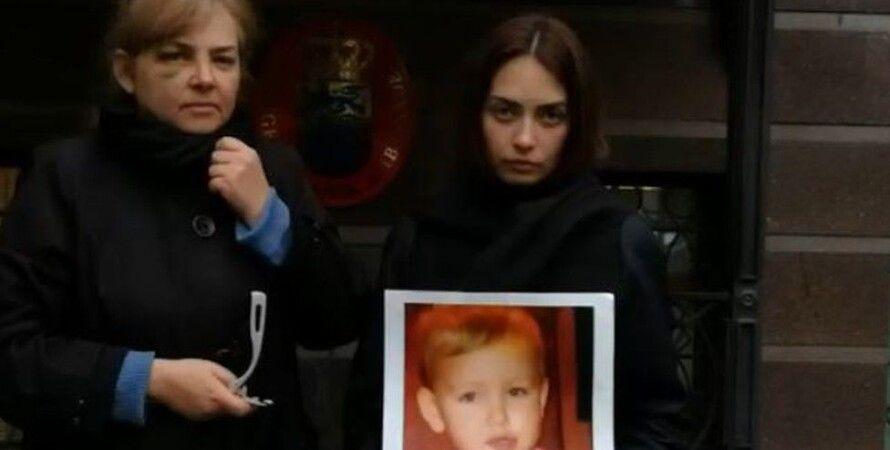 Анастасия Могенсен и ее мать Елена / Фото: ВВС