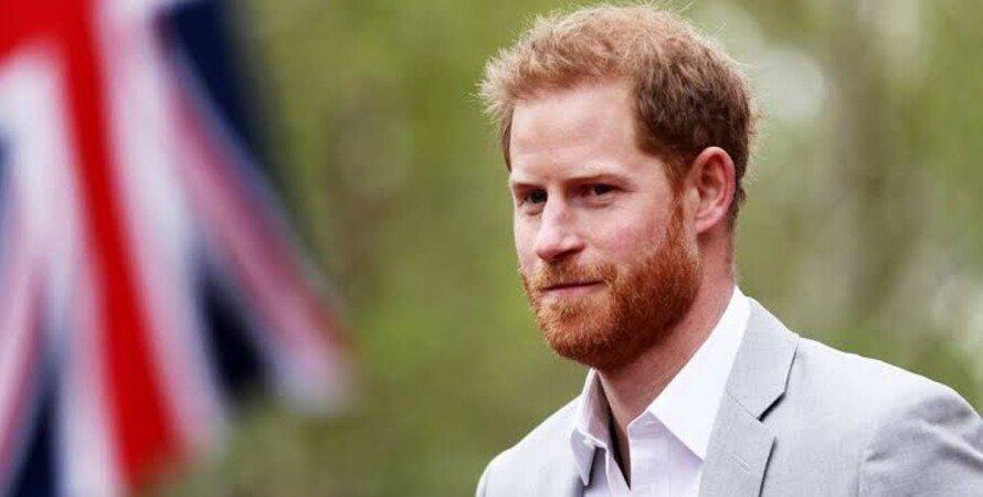 принц Гаррі, герцог Сассекському, онук королеви