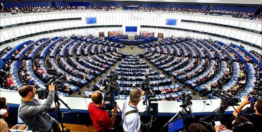 европарламент, резолюция, ес, санкции, алексей навальный, северный поток-2