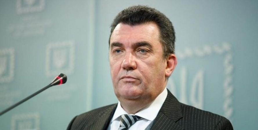 Олексій Данилов, секретар РНБО Олексій Данилов
