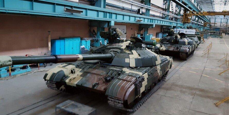производство танков, укроборонпром