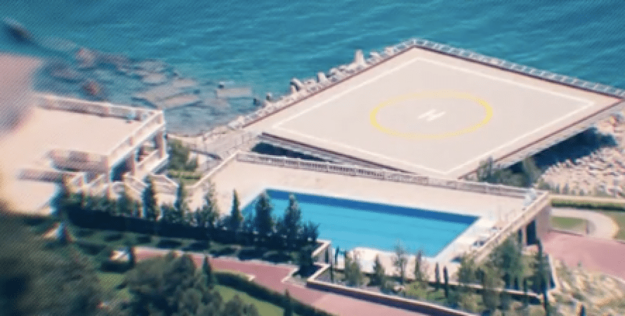 Олива, Крым, дворец Путина, расследование, аннексия Крыма, 2021