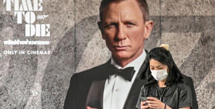 фильм,  Джеймс Бонд, премьера, агент 007, Не время умирать, пандемия коронавируса