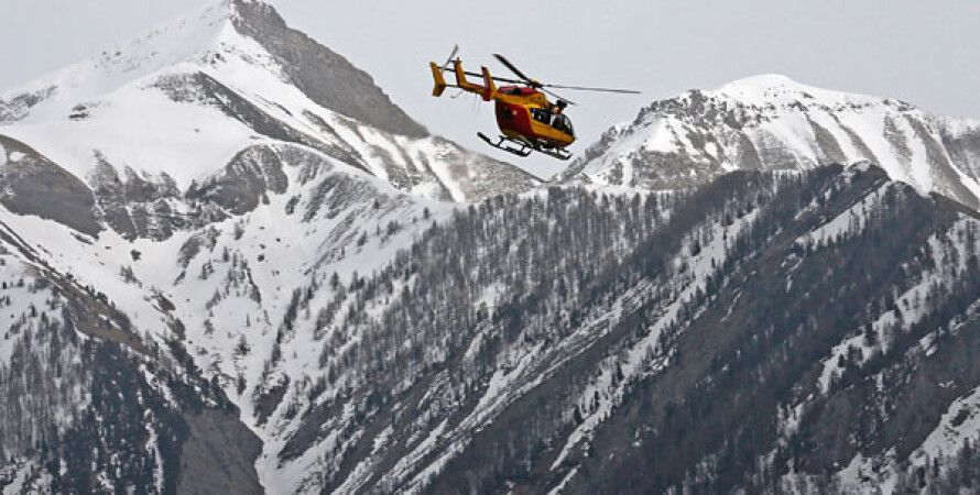 Поисково-спасательная операция в районе крушения A320 / Фото: Reuters
