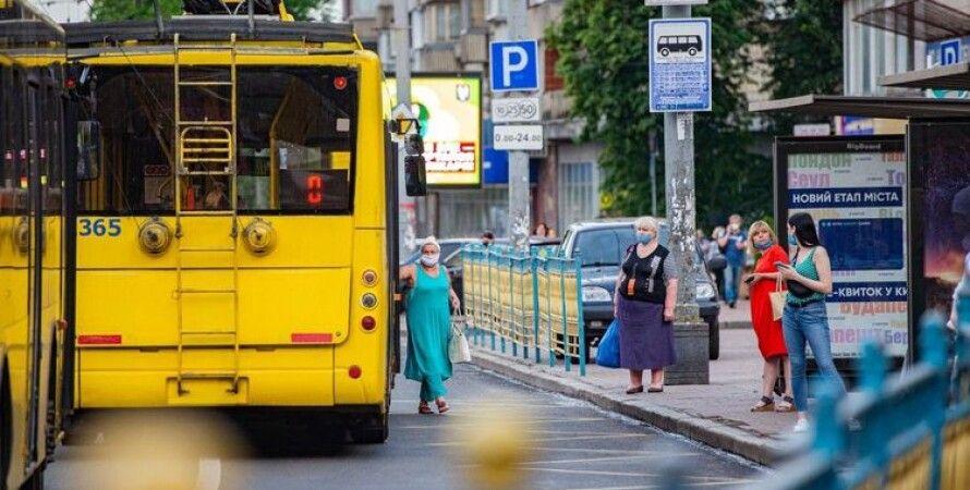 Ірина Верещук, транспорт, Київ, червона зона, рнбо, засідання рнбо, третя хвиля коронавируса