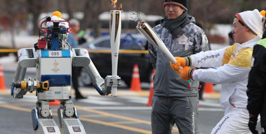 Робот HUBO / Фото: gizmodo.com.au