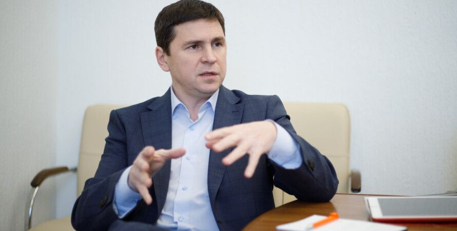 Михаил Подоляк, Петр Порошенко, Телеканал НАШ, Телеканал Прямой, Петр Порошенко