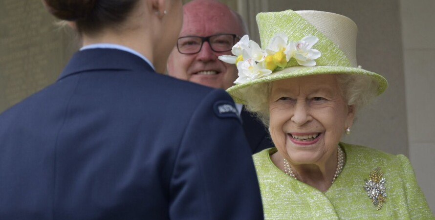 Королева Елизавета II,
