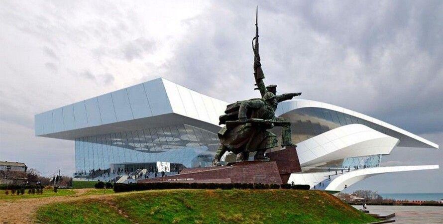 Крым, Севастополь, театр, Австрия, строительство, санкции,