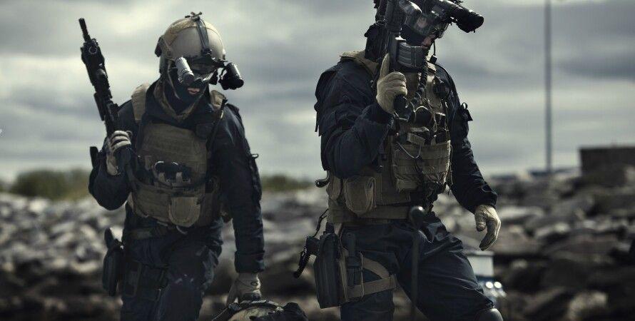 Персонал военной компании Academi / Фото: Imgkid.com
