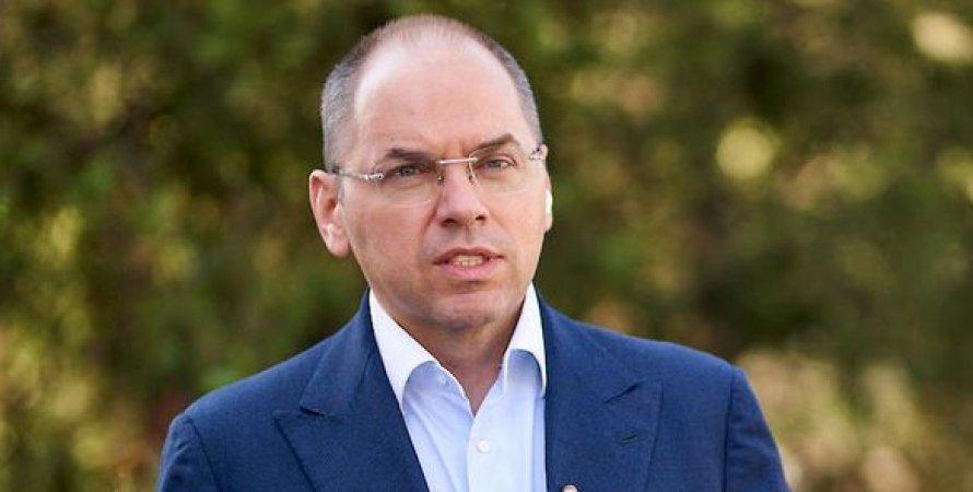 Максим Степанов, міністр, глава МОЗ, МОЗ, міністерство охорони здоров'я, звільнення Степанова, відставка степанова