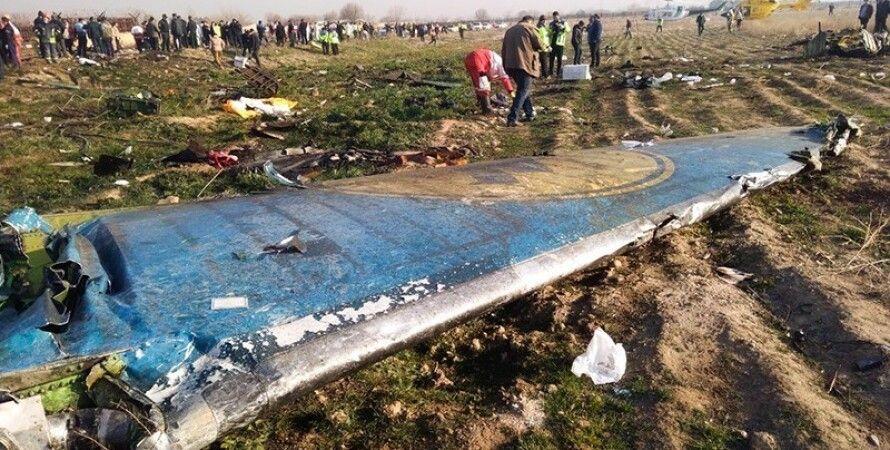 Иран, самолет МАУ, Авиакатастрофа, Технический отчет, Человеческая ошибка