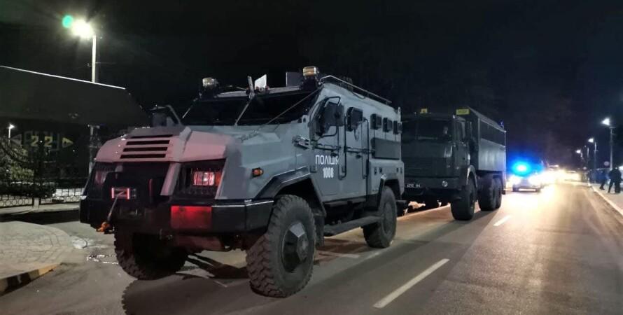 полиция, спецавтомобили