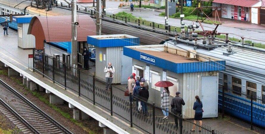 Укрзализныця, поезда, железнодорожники, вокзал