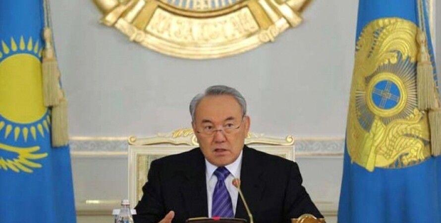 Нурсултан Назарбаев / Фото: пресс-служба президента Казахстана