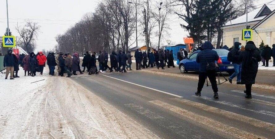 Черновицкая область, Кицмань, дороги, тарифы, полиция, движение транспорта