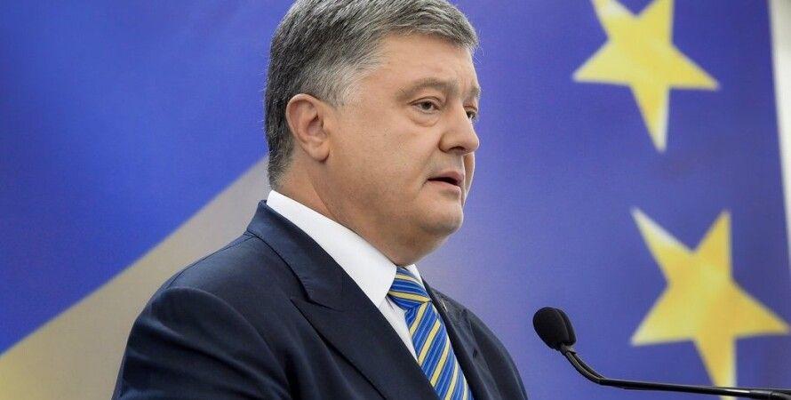 Петр Порошенко / Фото: twitter.com/poroshenko