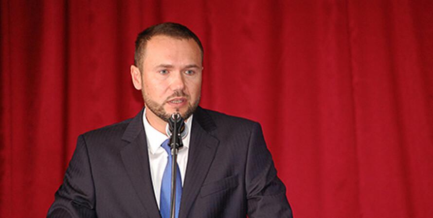 Сергей Шкарлет, министр, Минобразования, Министерство образования
