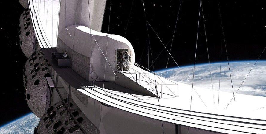 Orbital Assembly Corporation, NASA, Voyager Station, космічний готель
